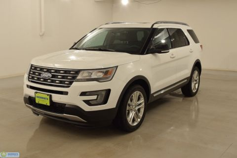 New 2017 Ford Explorer XLT 4WD Four Wheel Drive SUV