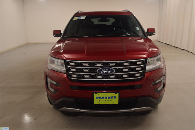 New 2017 Ford Explorer Limited 4WD