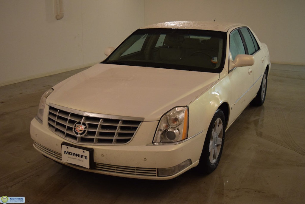 Pre owned 2006 cadillac dts 4dr sedan w1sc sedan in buffalo pre owned 2006 cadillac dts 4dr sedan w1sc sciox Gallery